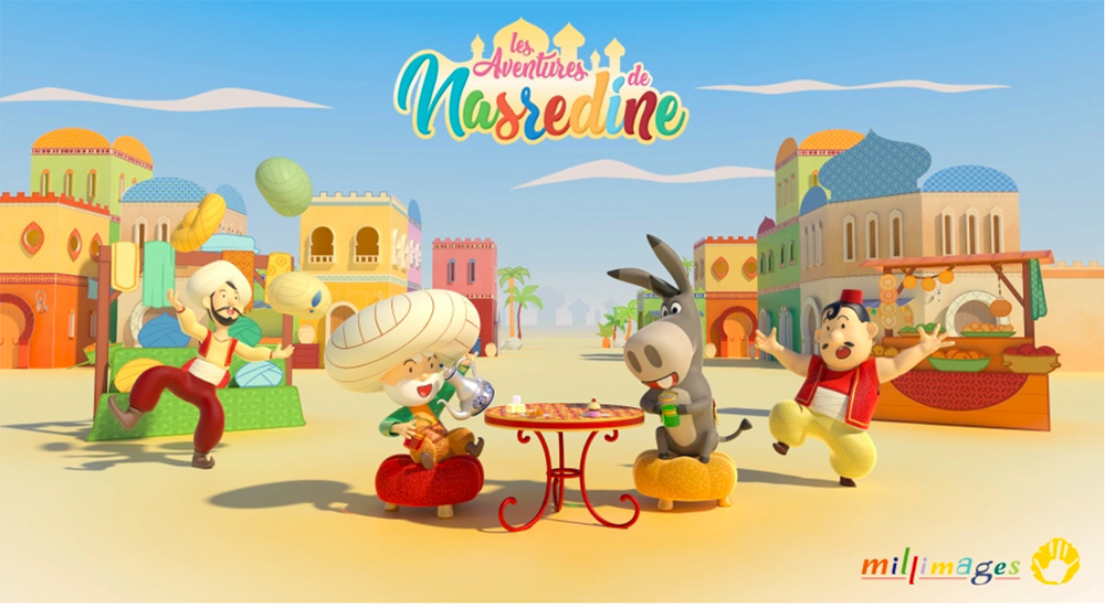 Adventures of Nasredine