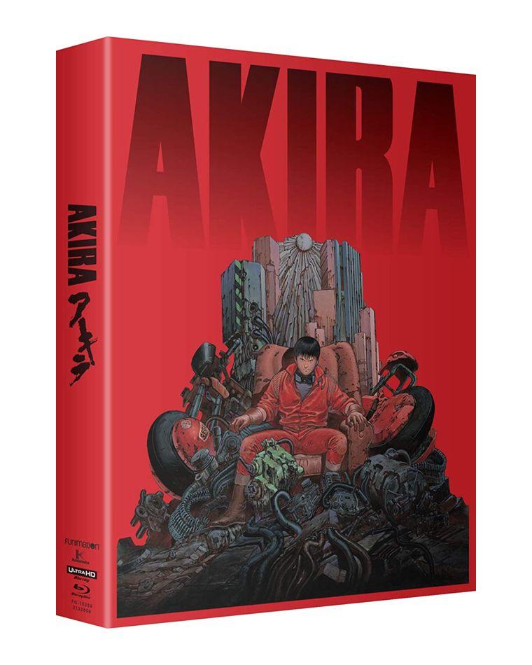 Akira 4K LE