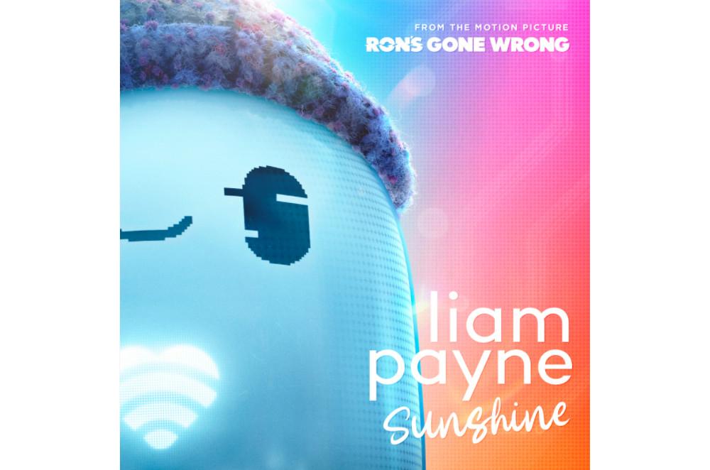 """""""Sunshine"""" Song Cover Art"""