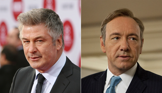 Alec Baldwin / Kevin Spacey