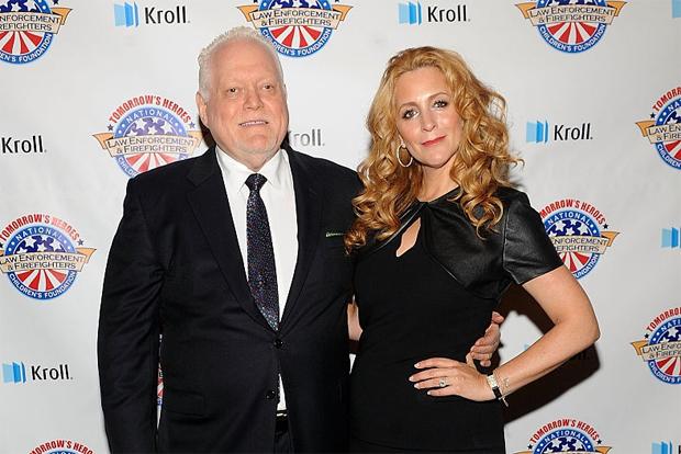 Al Kahn and Jillian Crane