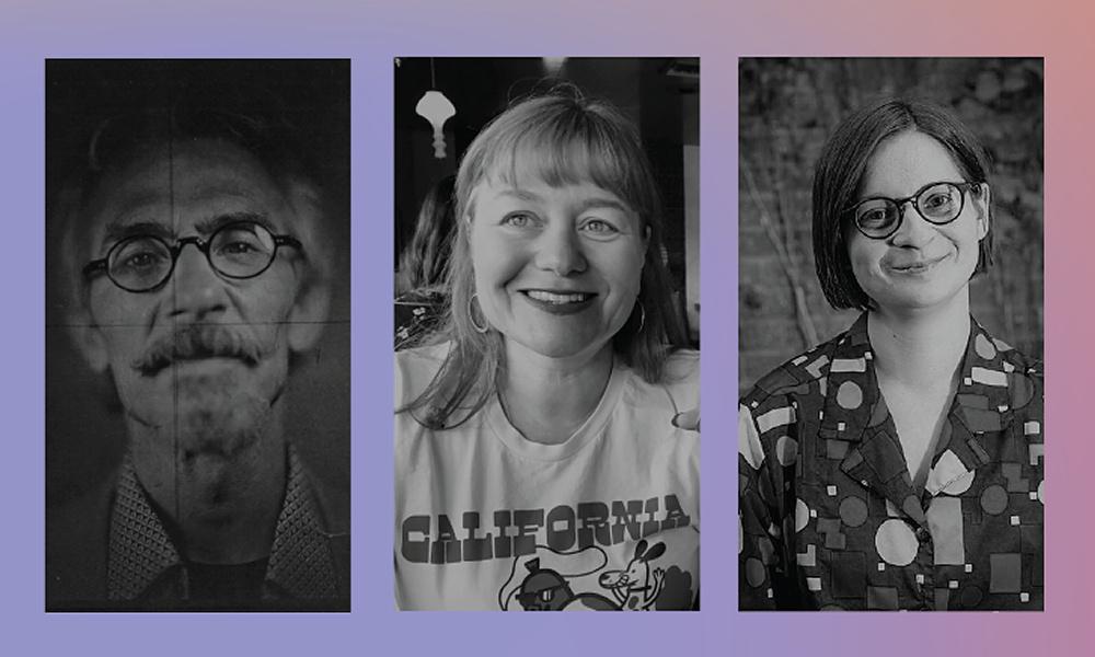 L-R: Gary Schwartz, Brooke Keesling, Lori Malépart-Traversy (Anibar Int'l Animation Festival)