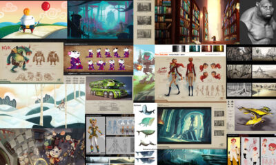 Alumni Showcase (Vancouver Animation School)