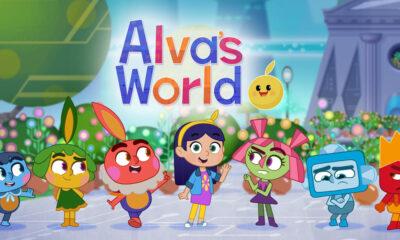 Alva's World