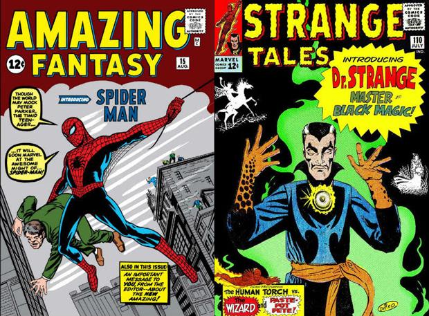 Amazing Fantasy / Strange Tales