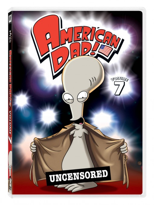 American Dad: Volume 7