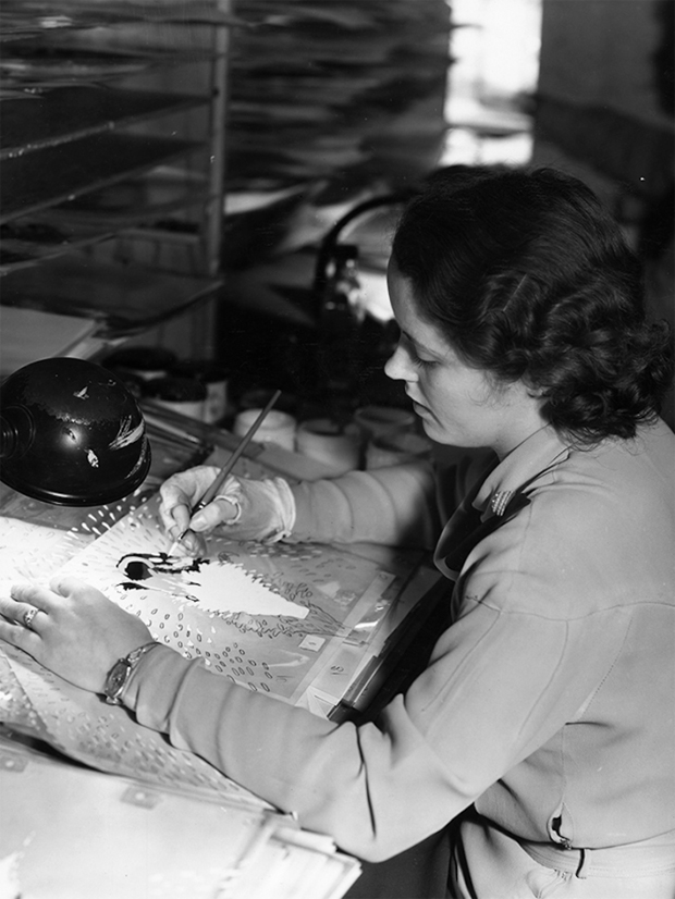 An Invisible History: Trailblazing Women of Animation