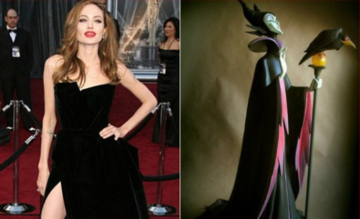 Angelina Jolie set to play evil queen Maleficent