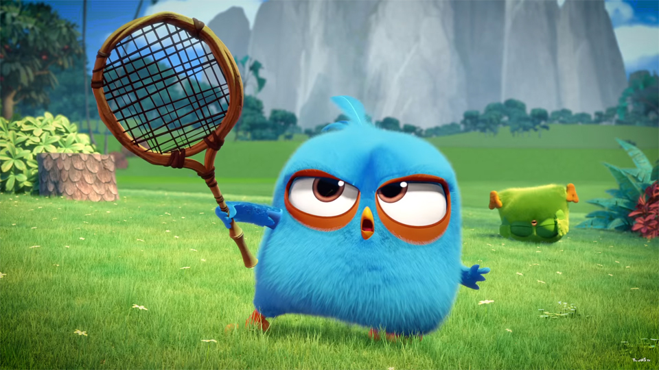 Bardel Helps Rovio's 'Angry Birds Blues' Take Wing