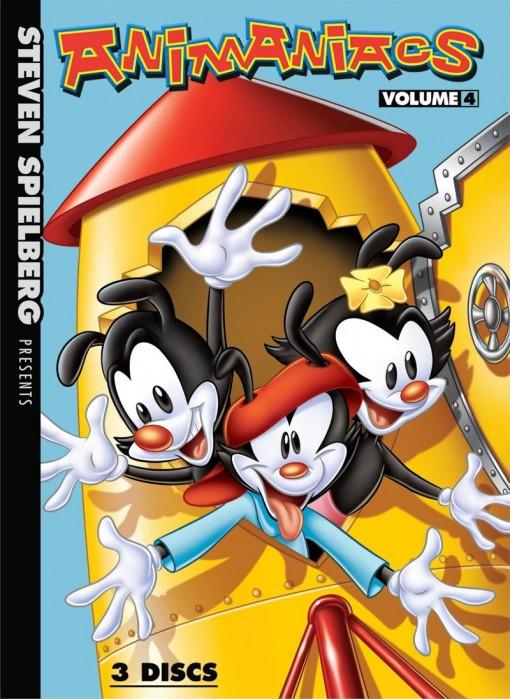 Animaniacs: Volume 4 DVD