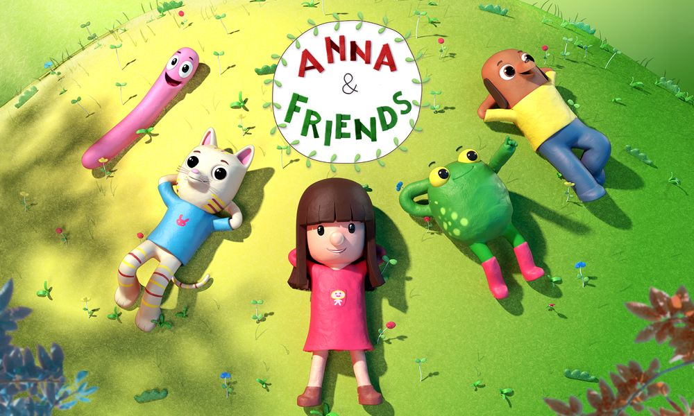 Anna & Friends