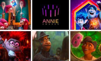 Annie Awards 2021