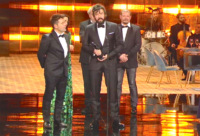 Another Day of Life directors winning prize