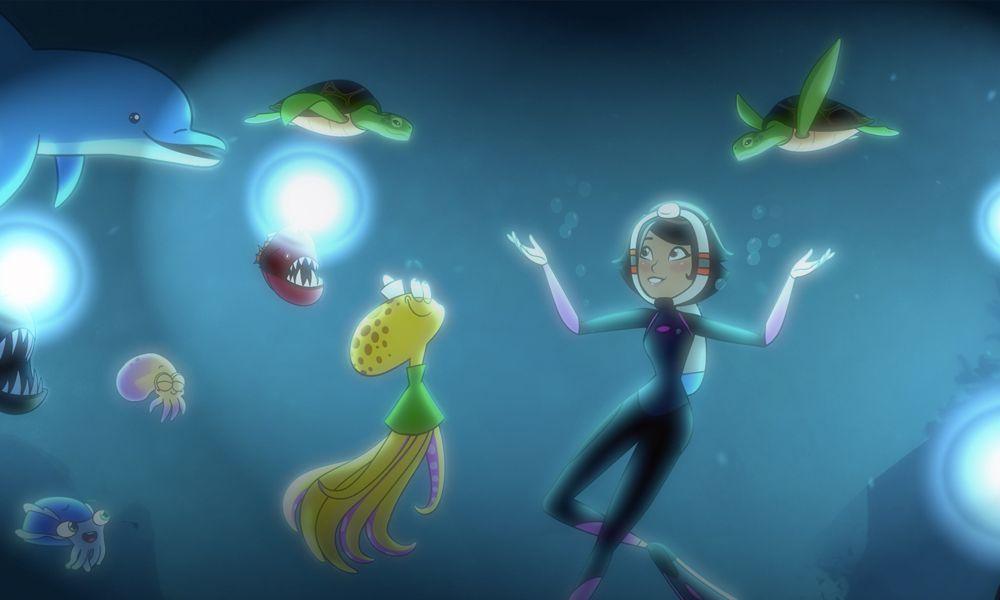 AquaTeam-Sea Adventure