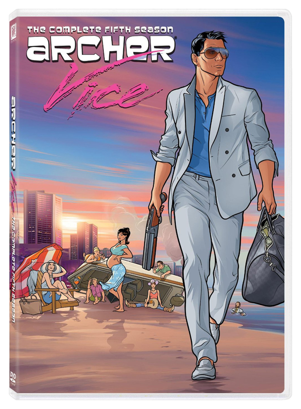 Archer: Vice - The Complete Fifth Season