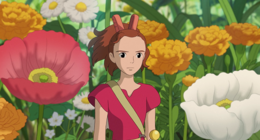 The Secret World of Arrietty (The Borrowers)