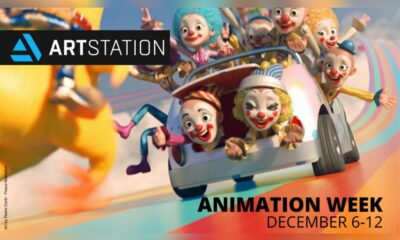 ArtStation Animation Week