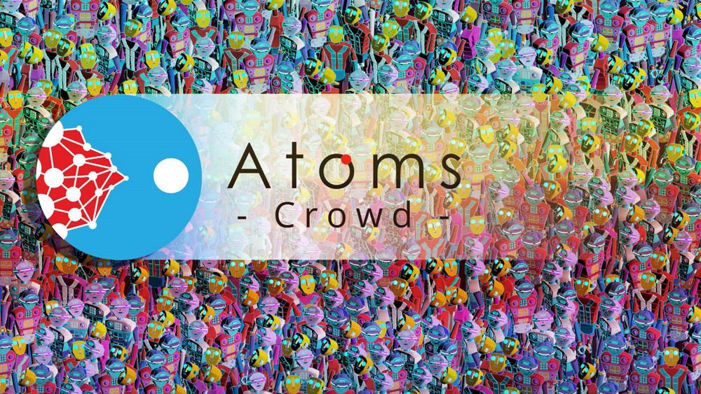 Atoms Crowd