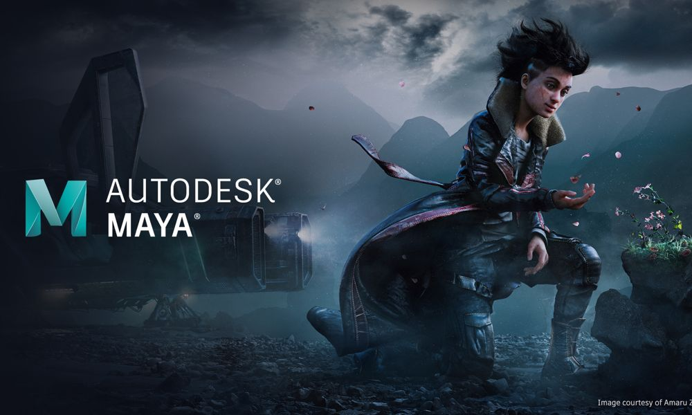 Autodesk Maya (courtesy Amaru Zeas)