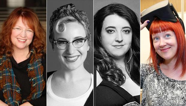 Brenda Chapman / Deanna Marsigliese / Cameo Wood / Robin Hunicke