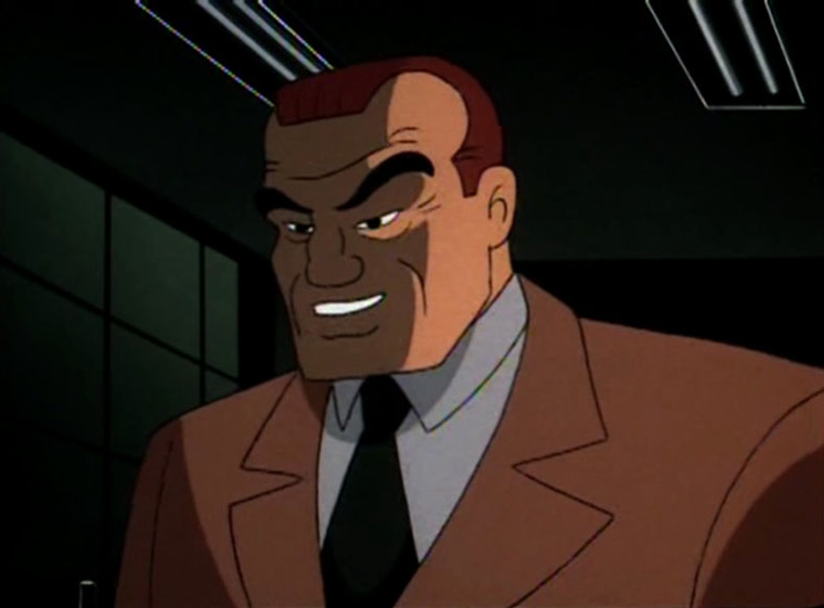 Batman: The Animated Series (Roland Daggett)