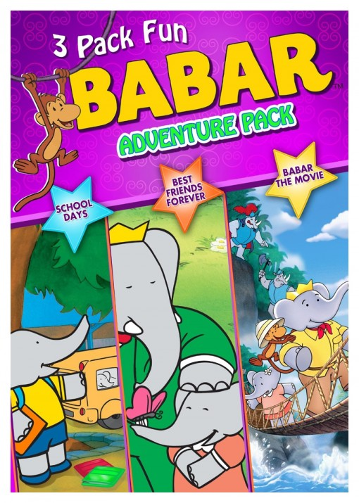 Babar: Adventure Pack