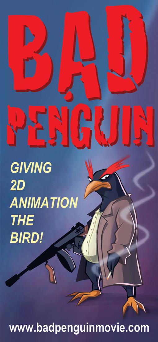 Bad Penguin