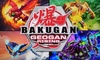 Bakugan: Geogan Rising