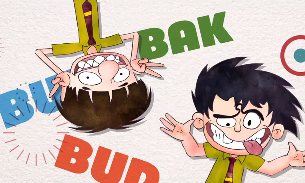 Bandbudh aur Budbak