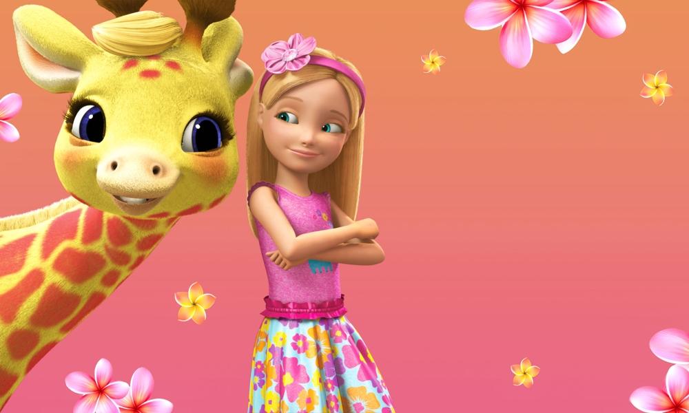 Barbie & Chelsea: The Lost Birthday