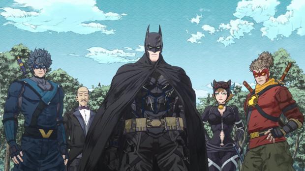 Batman Ninja - Heroes