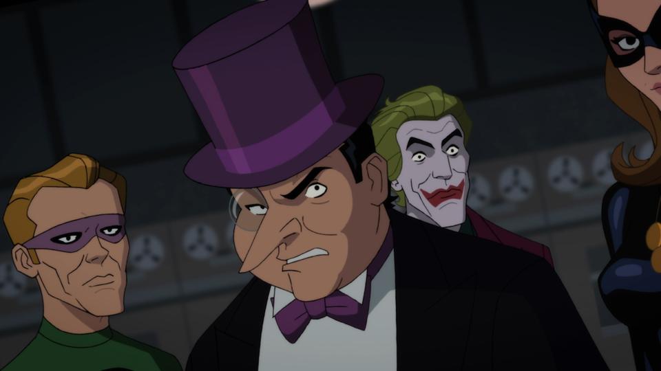 Fathom Sets Batman Return Of The Caped Crusaders Screening