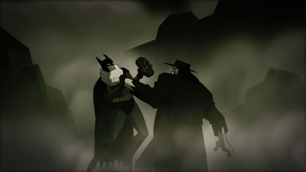 Batman: Strange Days