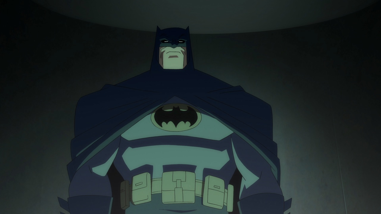 Animated Dark Knight Returns Pic Out Today
