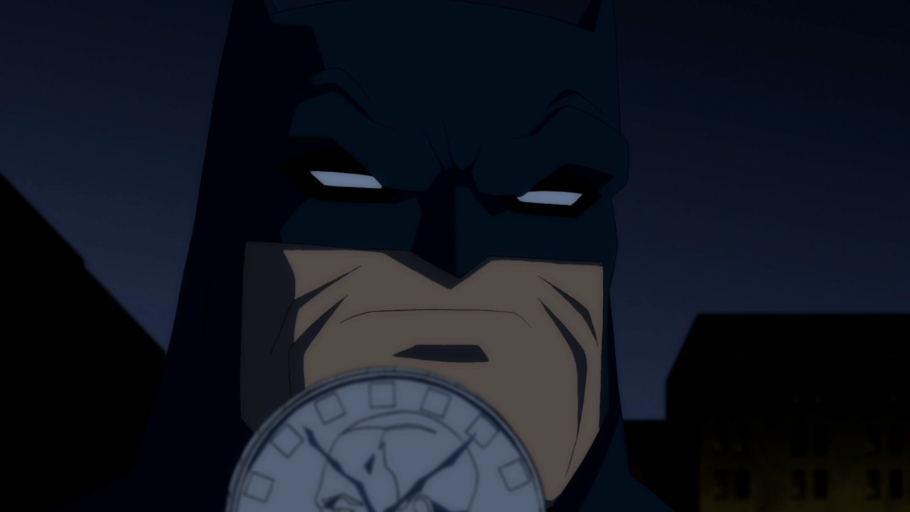 Animated 'Dark Knight Returns' Pic Out Today   Animation ...