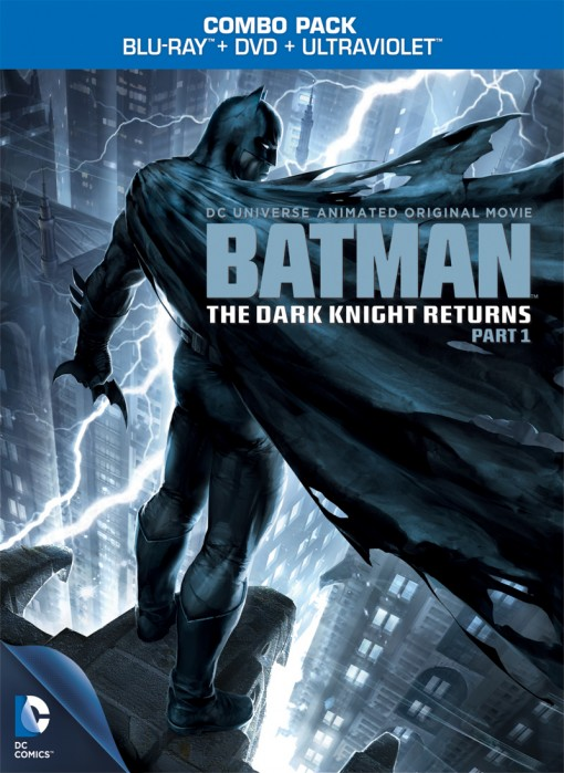 Batman: The Dark Knight Returns, Part 1 Combo Pack