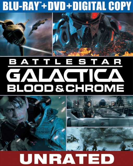 Battlestar Galactica: Blood & Chrome Unrated Edition