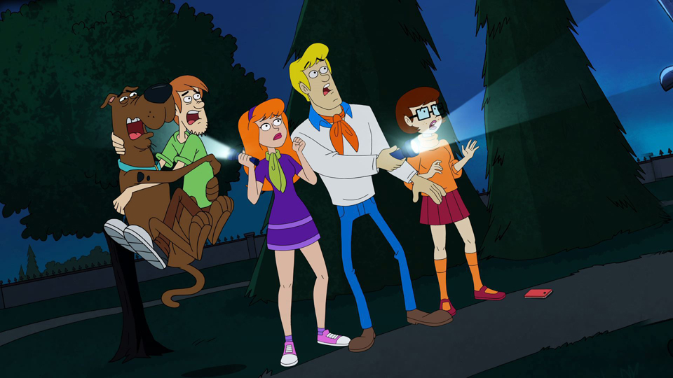 scooby doo on zombie island mobile movie download
