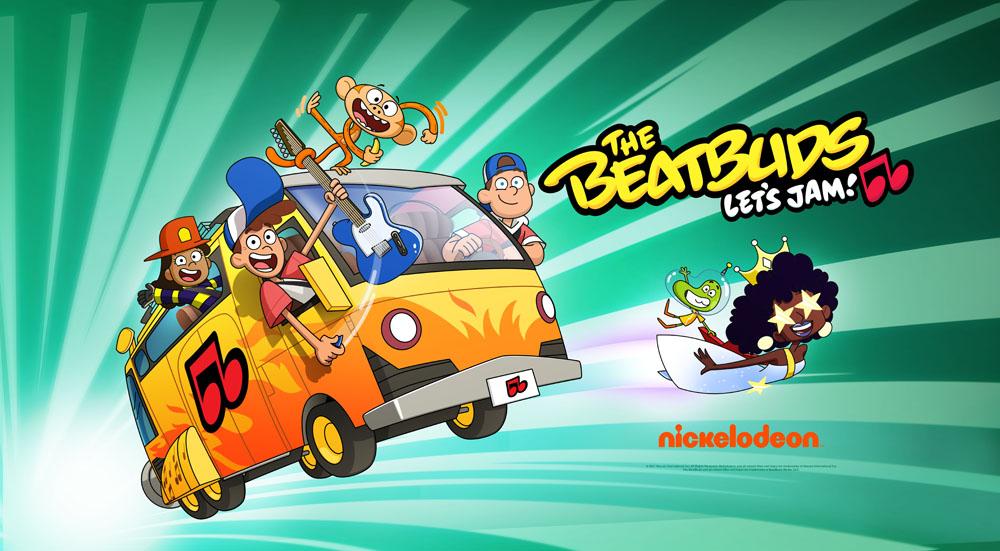 Los Beatbuds, Let's Jam!