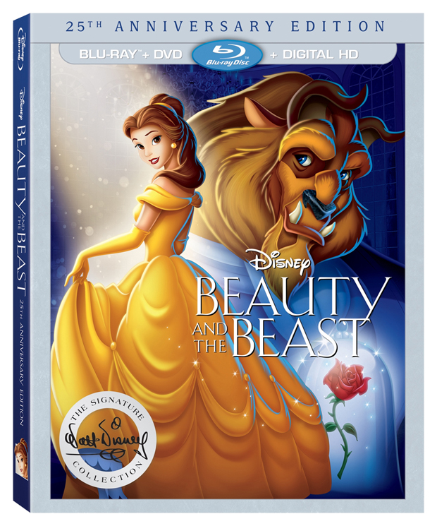 Beauty and the Beast 25th Anniversary Set