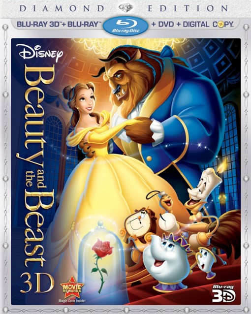 Beauty and the Beast Diamond Edition