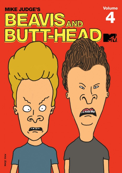 Beavis and Butthead Volume 4