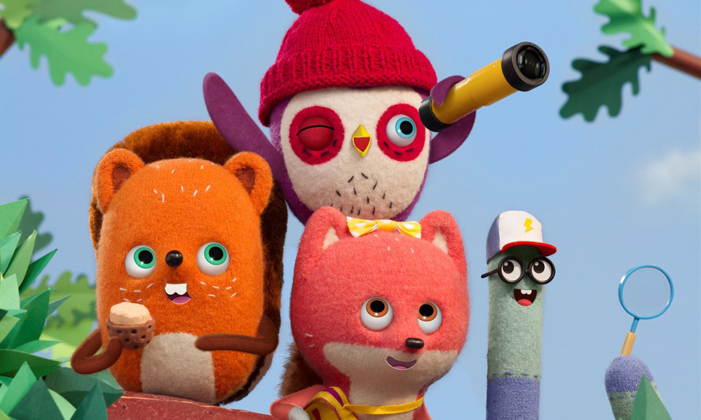Becca's Bunch' from JAM Gets Nick Jr  US Premiere