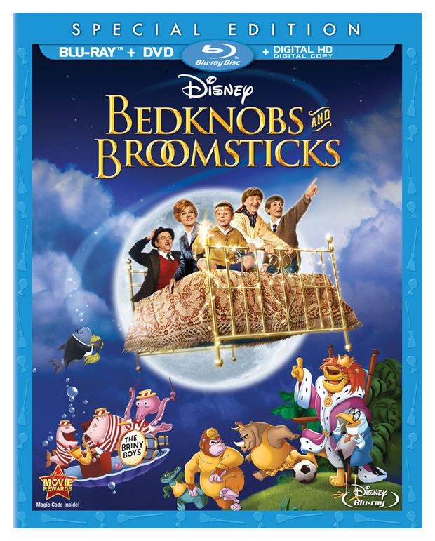Bedknobs &Broomsticks Special Edition
