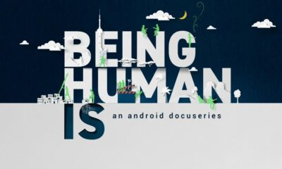Being Human Is