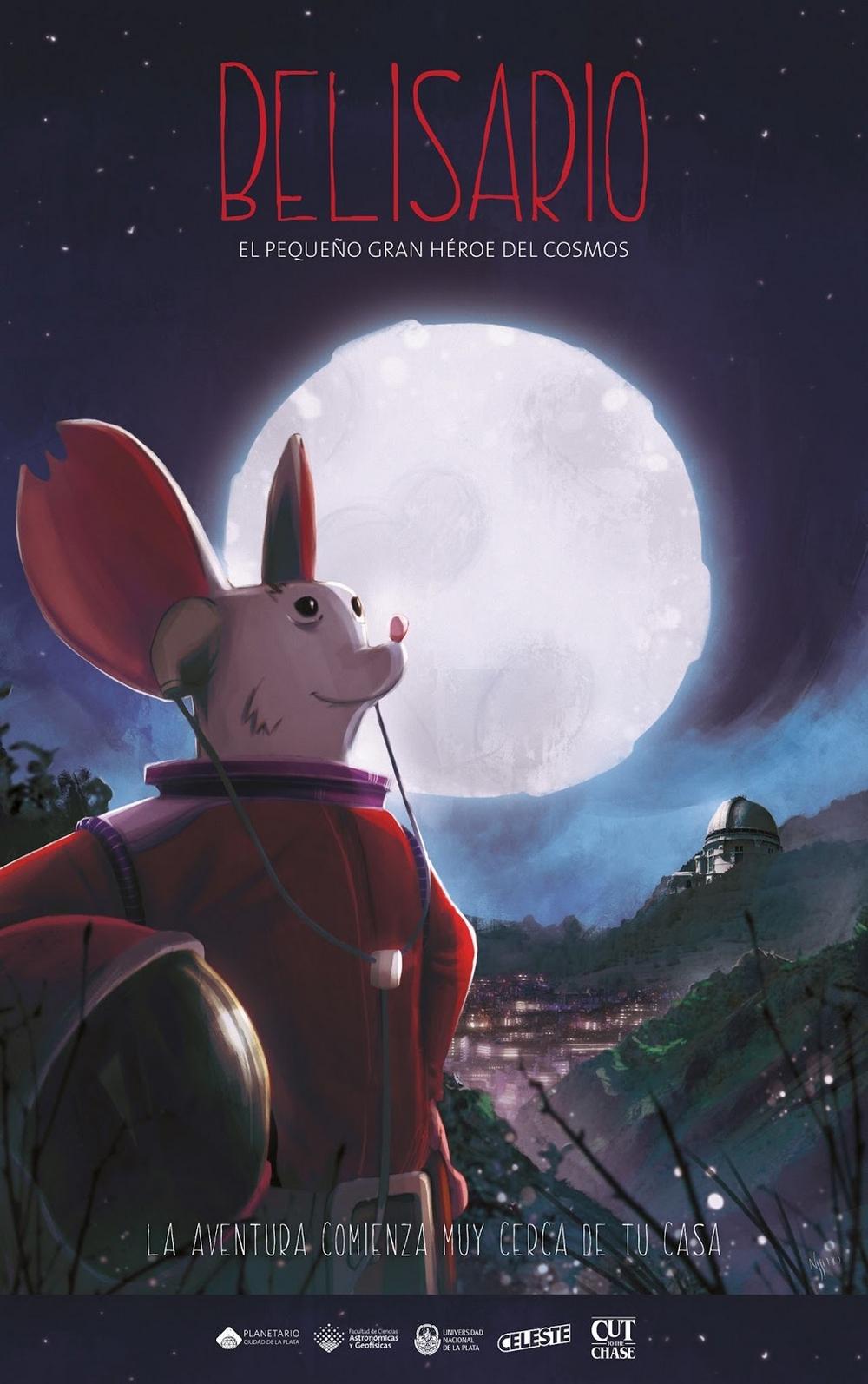 Belisario - The Little Big Hero of the Cosmos