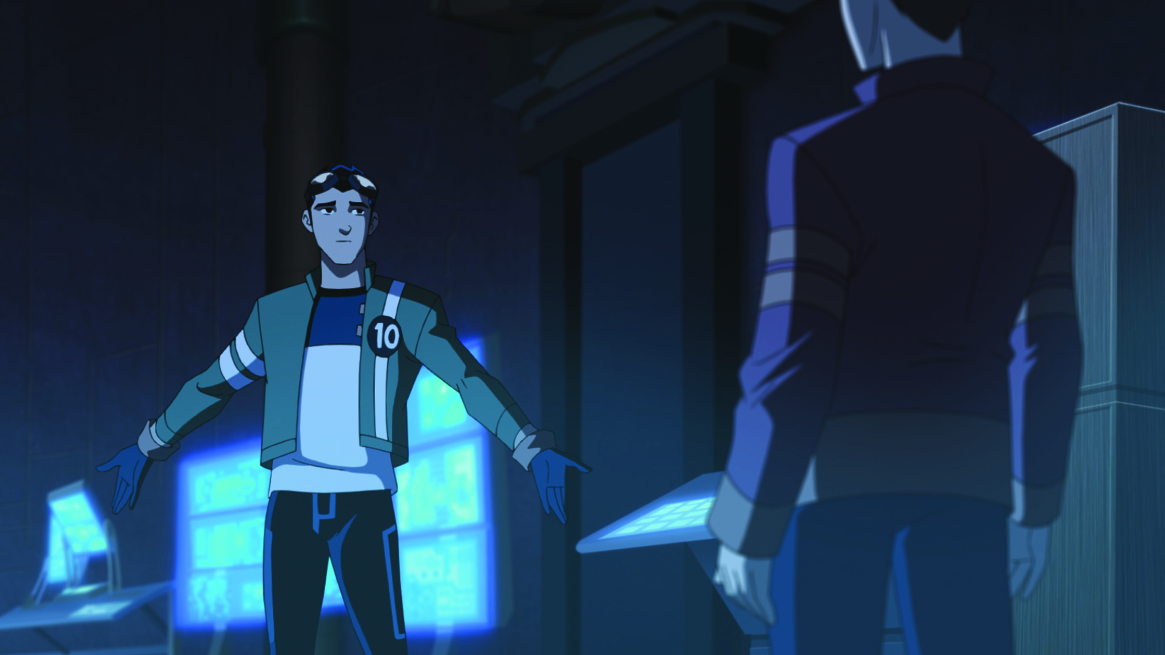 How Many Episodes Are In Season 2 Of Generator Rex