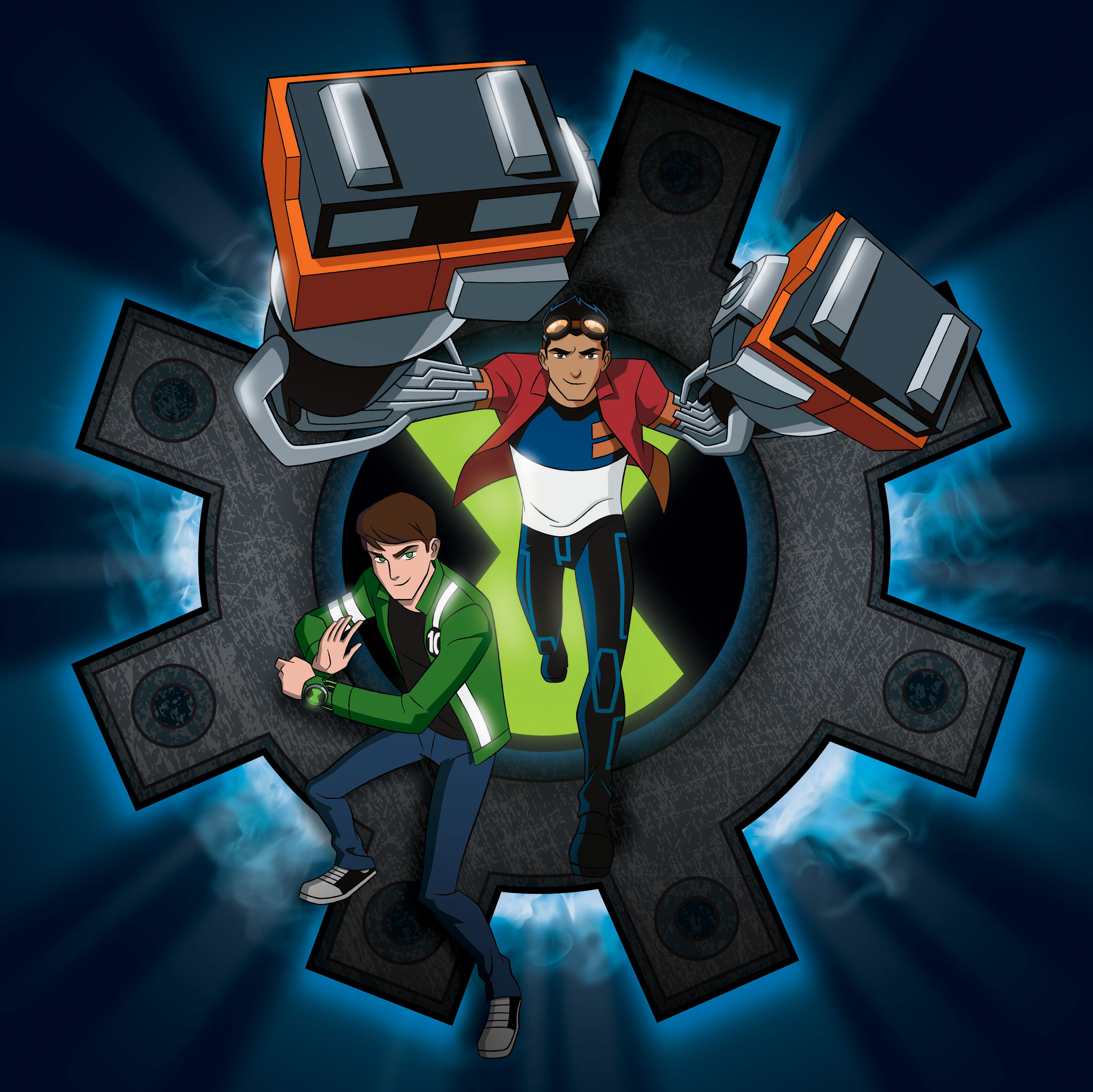 CN to Air Ben 10/Generator Rex Crossover Episode | Animation Magazine