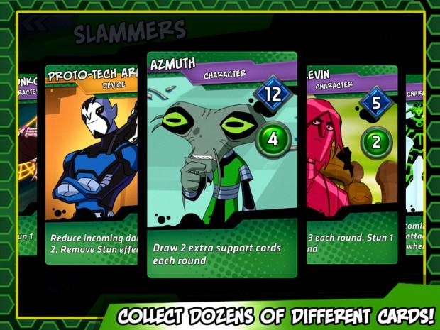 Ben 10 Slammers
