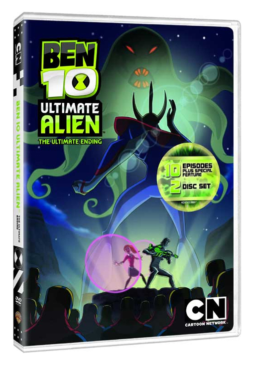 Ben 10 Ultimate Alien: The Ultimate Ending